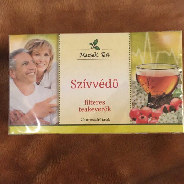 Szivvédö teakeverék 20 tasak – Herbal tea Heart support