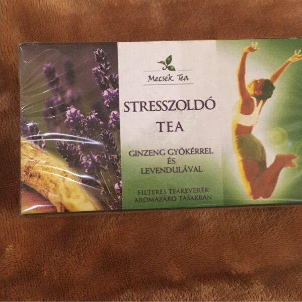 Stresszoldó teakeverék 20 filter – Herbal trea Anti-stress