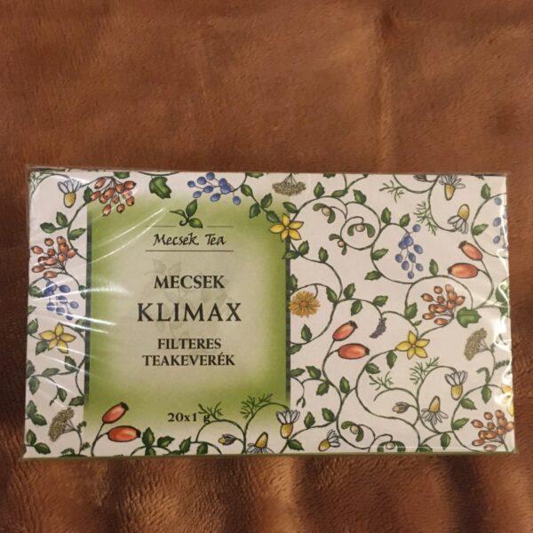 Klimax teakeverék 20 filter – Herbal tea