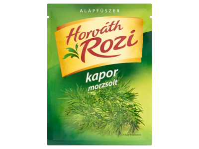 Kapor Horváth Rozi 5g – Dill