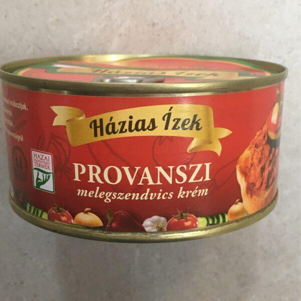 Provanszi Melegszendvicskrém Házias Izek – Sandwich cream