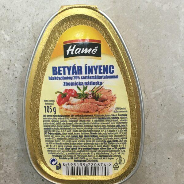 Hame Betyar Ínyenc – Shepard style cream