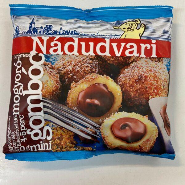 Mogyorókrémes Gombóc (Fagyasztott) – Nutcream dumplings
