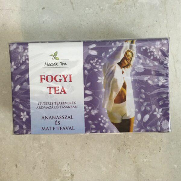 Fogyi Tea – Weight loss tea