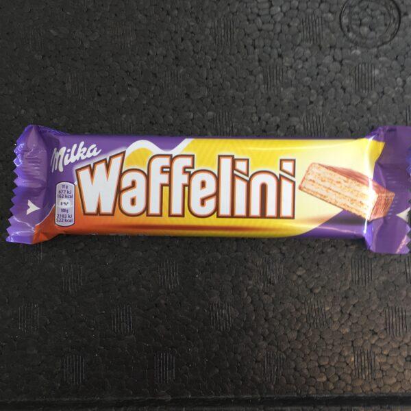 Milka Waffelini – Waffle