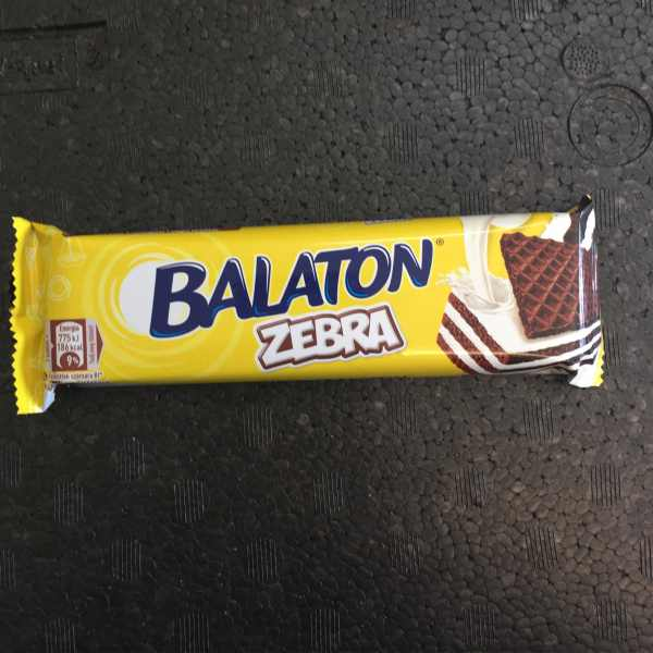 Balaton Zebra / wafer slice