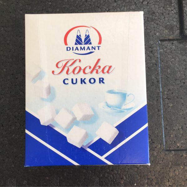 Kockacukor 500g – Sugar cubes