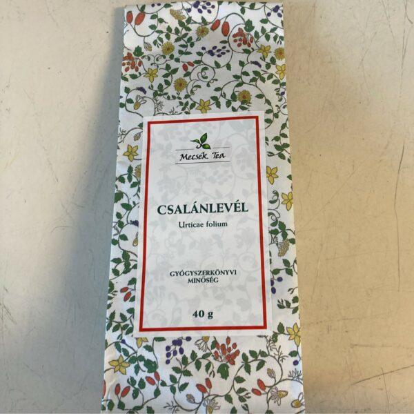 Csalanlevel 40g – Stinging nettle tealeves