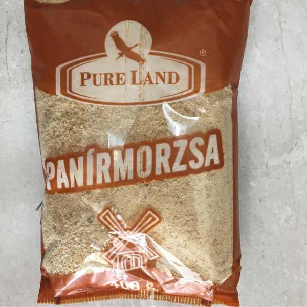 Panirmorzsa 400g – Breadcrumbs