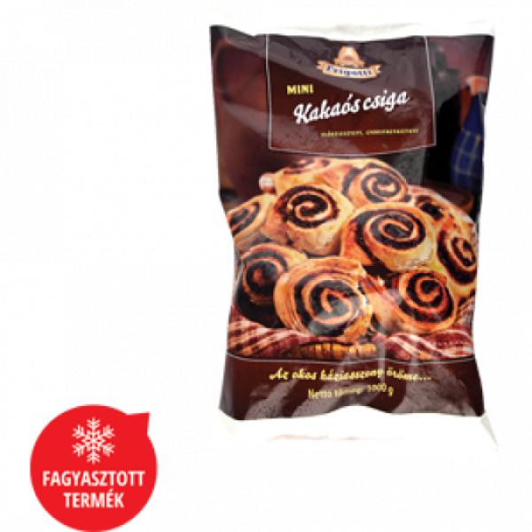 Kakaós Csiga 1kg (fagyasztott) Frigotti – Chocolate swirls froze