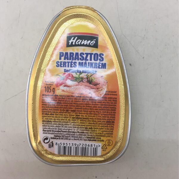 Parasztos sertésmájkrém 105g – Rustic pork liverpate