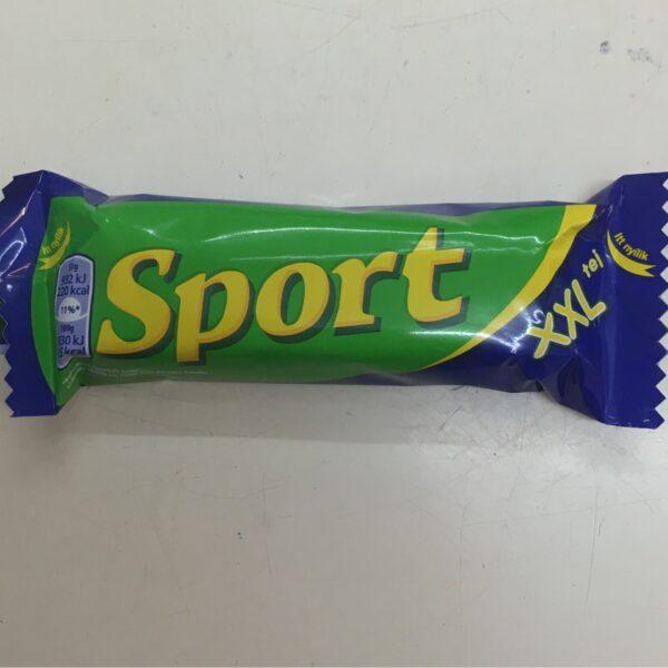Sport XXL / Sport chocholate