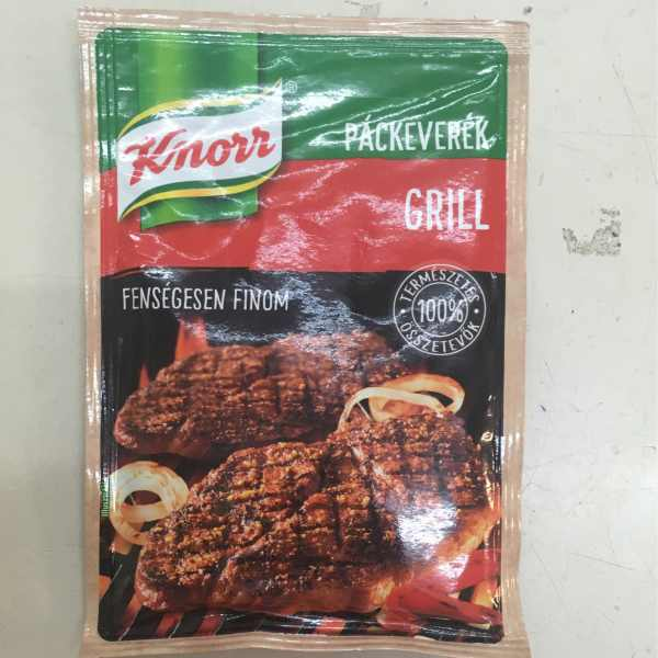 Knorr Grillpác 35g – Grill spice