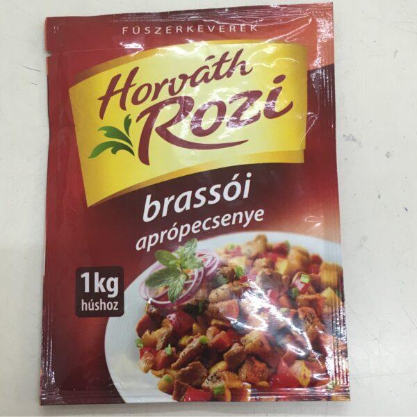 Brassói aprópecsenye füszerkeverék – Spicemix for Brassoi dish