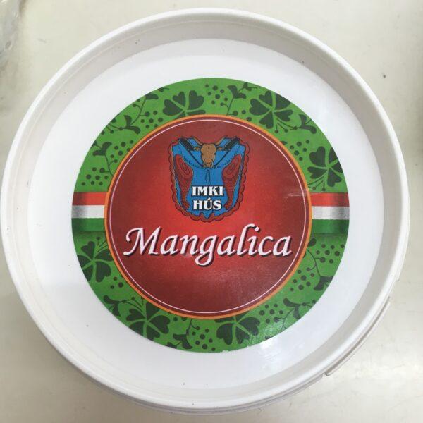 Mangalica zsir 500g – Lard from Mangalica pig