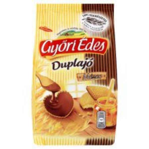 Györi édes Duplajó mézes – Honeybiscuit double honey