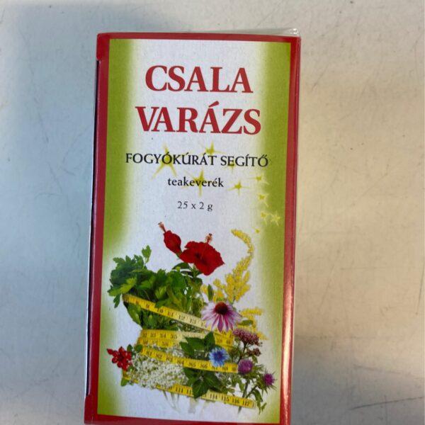 Csalavarázs Fogyokurát segitö teakeverék 25x2g – Herbal tea for weightloss