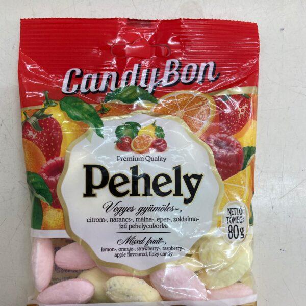 Pehelycukorka – Flaky candy