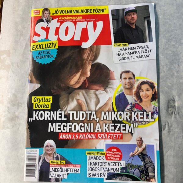 Story magazin – Magazine