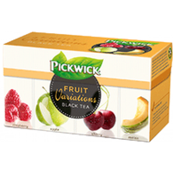 Pickwick variációk tea sárga – Teabag variety flavour