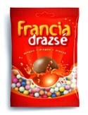 Bonbonetti Franciadrazsé 70g Chocolate candy /