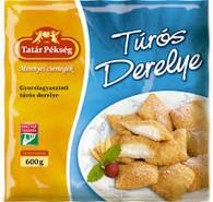 Túrós derelye 600g Jegtrade – Pasta pockets with cottage cheese