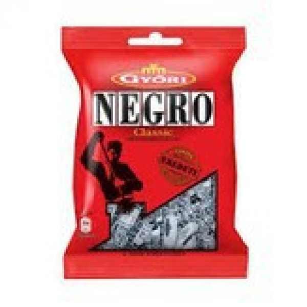 Negro classic 79g – Liquorice