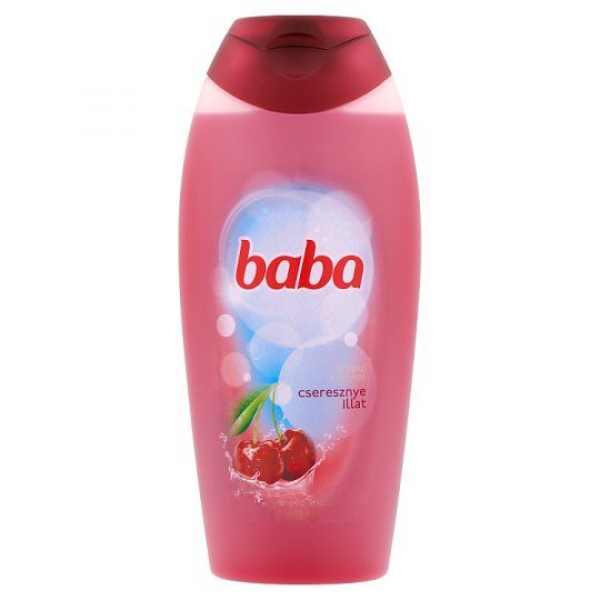 Baba tusfürdö cseresznye illat