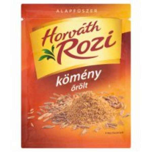 Kömény örölt, száritott Horvath Rozi 20g