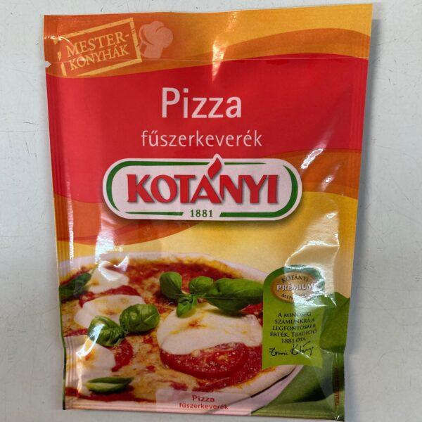 Pizza füszerkeverék Kotányi