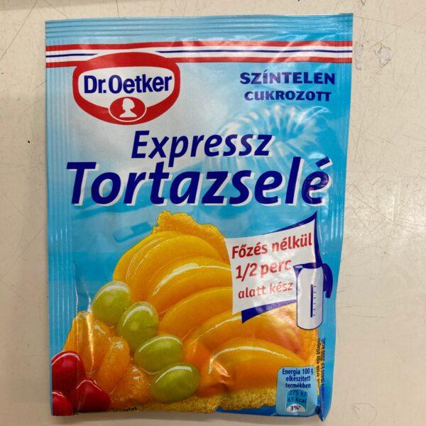 Expressz tortazselé Dr. Oetker