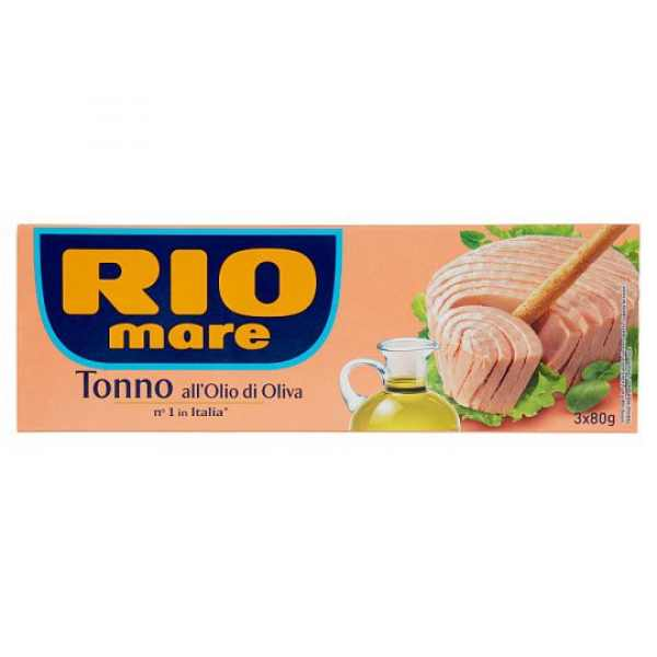 Rio mare tonhal olivaolajban 160g
