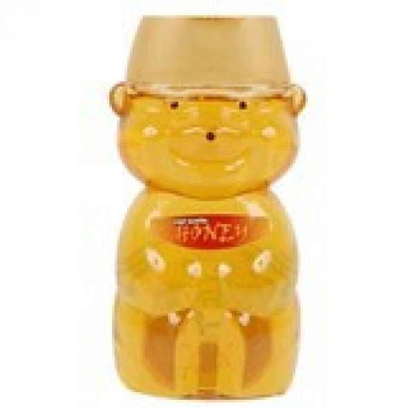 Maci Aranynektár Akácméz Acacia – Honey in bear shape tub