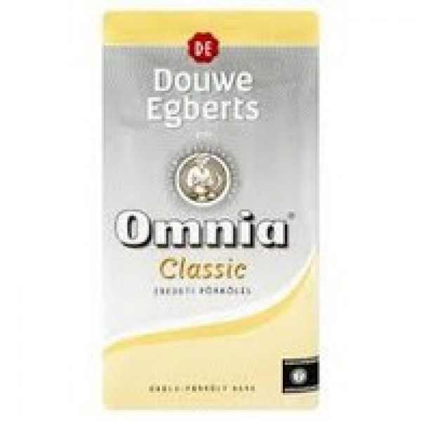 Omnia Classic 250gr örölt-pörkölt kávé / Ground coffee