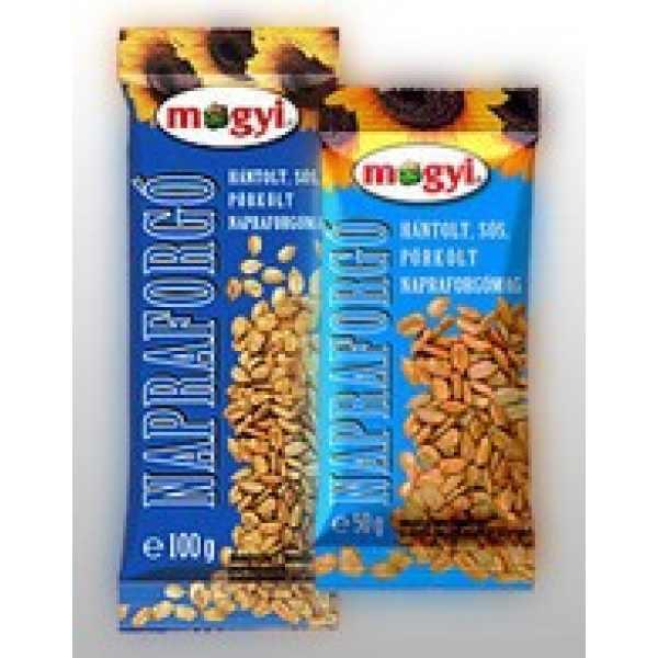 Mogyi hántolt napraforgómag 100g – Skinless sunflower seeds