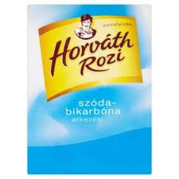 Szódabikarbóna 50g Horváth Rozi – Bicarbonate of soda