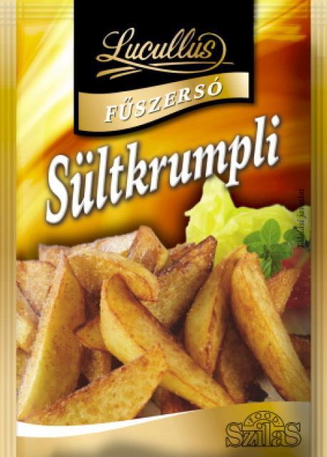Sültkrumpli fűszersó 30g Lucullus – Chips spice