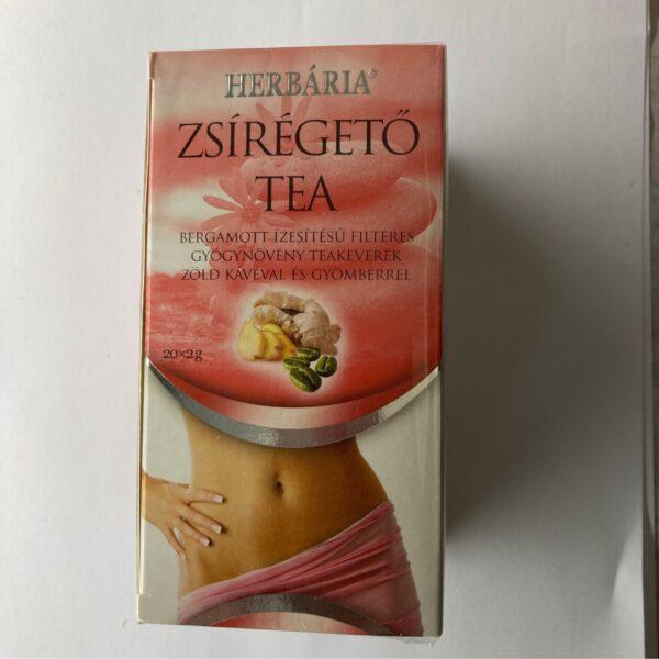 Zsiregetö tea Herbaria
