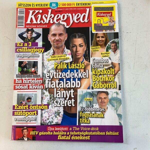 Kiskegyed magazin